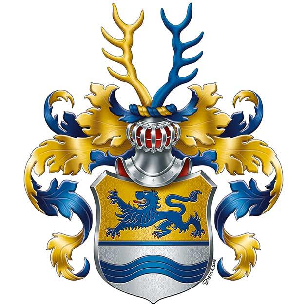 Familienwappen, Wappen erstellen, eigenes Familienwappen, Wappen erstellen lassen, Wappen nachzeichnen, Wappen digitalisieren, eigenes Wappen, Wappen registrieren