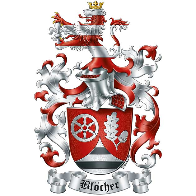 Wappen erstellen, eigenes Wappen, Wappen erstellen lassen, Familienwappen, Wappen registrieren