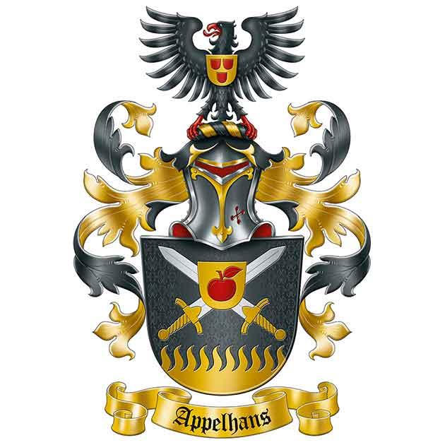 Wappen erstellen, eigenes Familienwappen, Wappen erstellen lassen, eigenes Wappen, Wappen kreieren, Wappen registrieren, Heraldiker